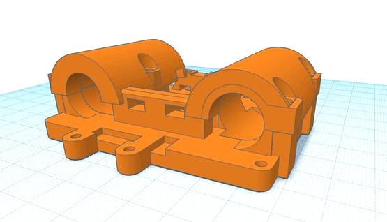 X kocsi HyperCube nyomtatóhoz