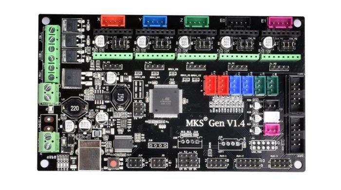 MKS Gen 1.4 3D nyomtató vezérlő