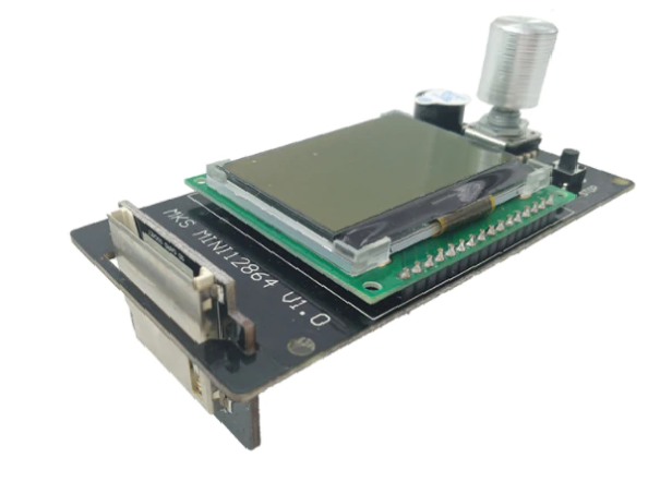 MKS LCD 3D nyomtató képernyő