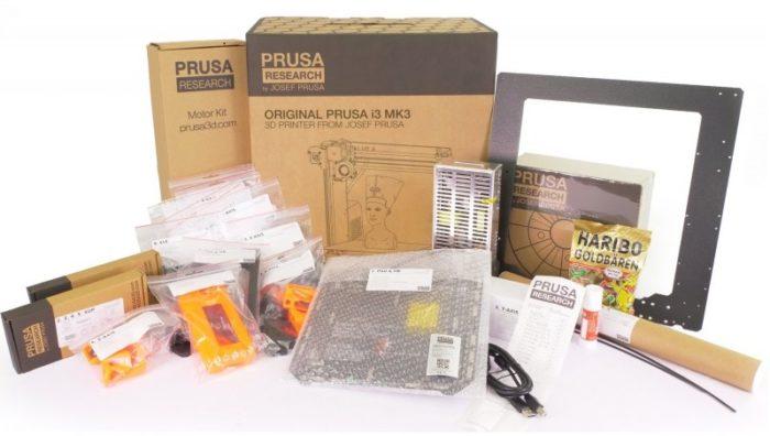 Eredeti Prusa Mk3 Kit