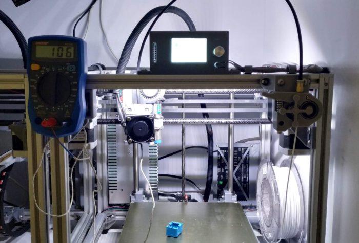 Termisztor kalibrálás HyperCube 3D nyomtatón