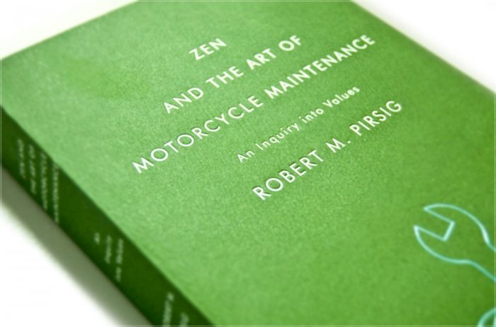 A zen meg a motorkerékpár-ápolás művészete