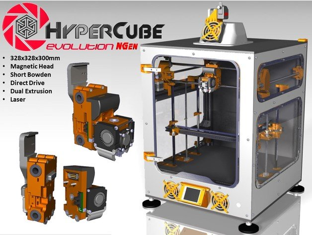 Hypercube Evo Ngen preview