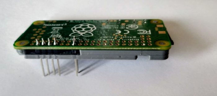 Rapsberry Pi Zero pins