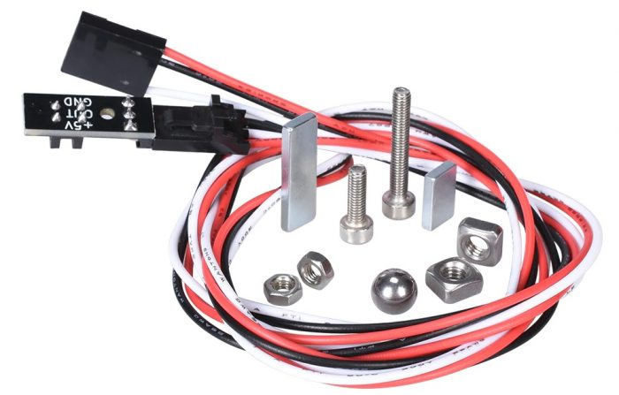 Prusa MK3S filament szenzor