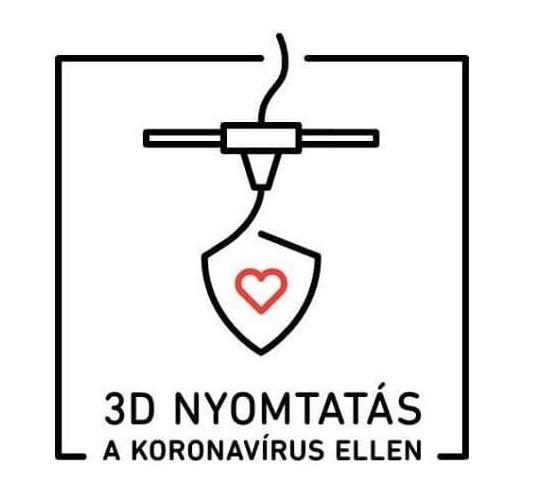 3D nyomtatással a koronavírus ellen