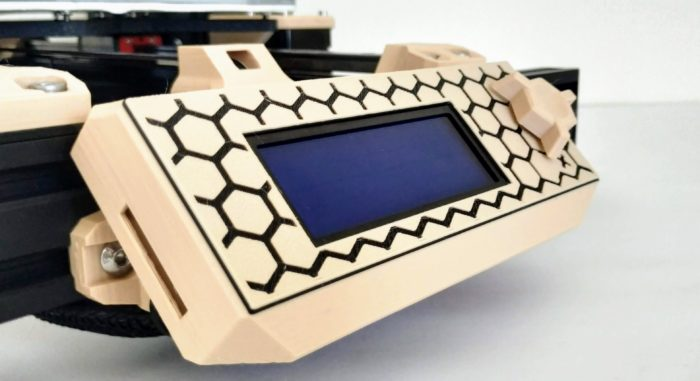 Prusa Mk3 Bear LCD