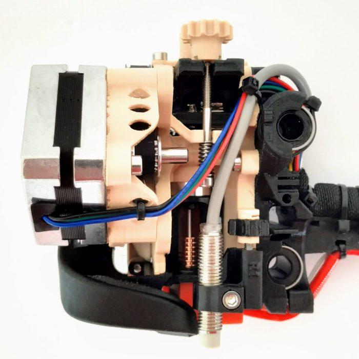 Prusa Mk3 extruder