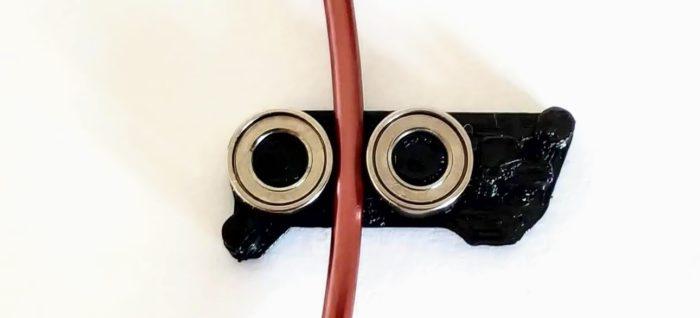 Lézer filament szenzor