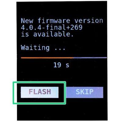 Prusa MINI firmware