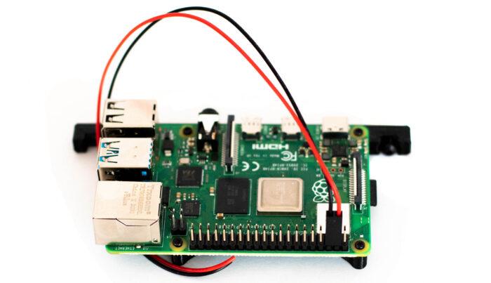 Raspberry Pi power GIPO pins