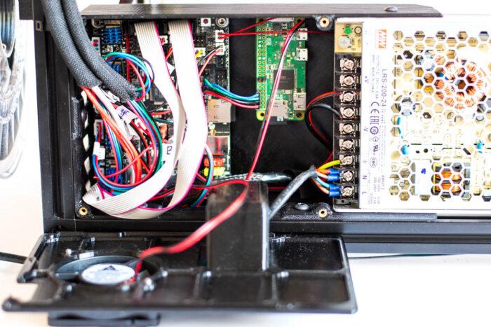 Voron Legacy wiring